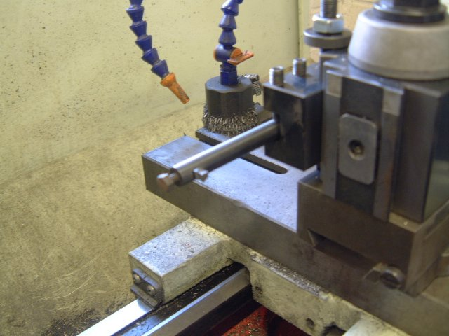 portable keyway cutter machine